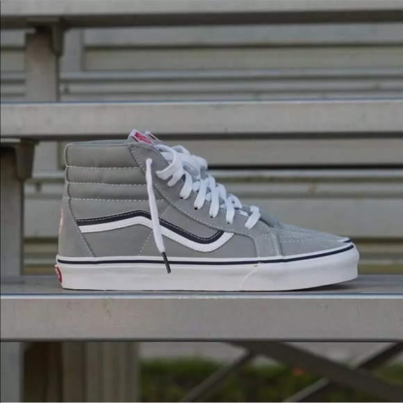 7abca08de3 Vans Shoes | Mens Sk8hi Reissue Mlb Ny Yankees | Poshmark